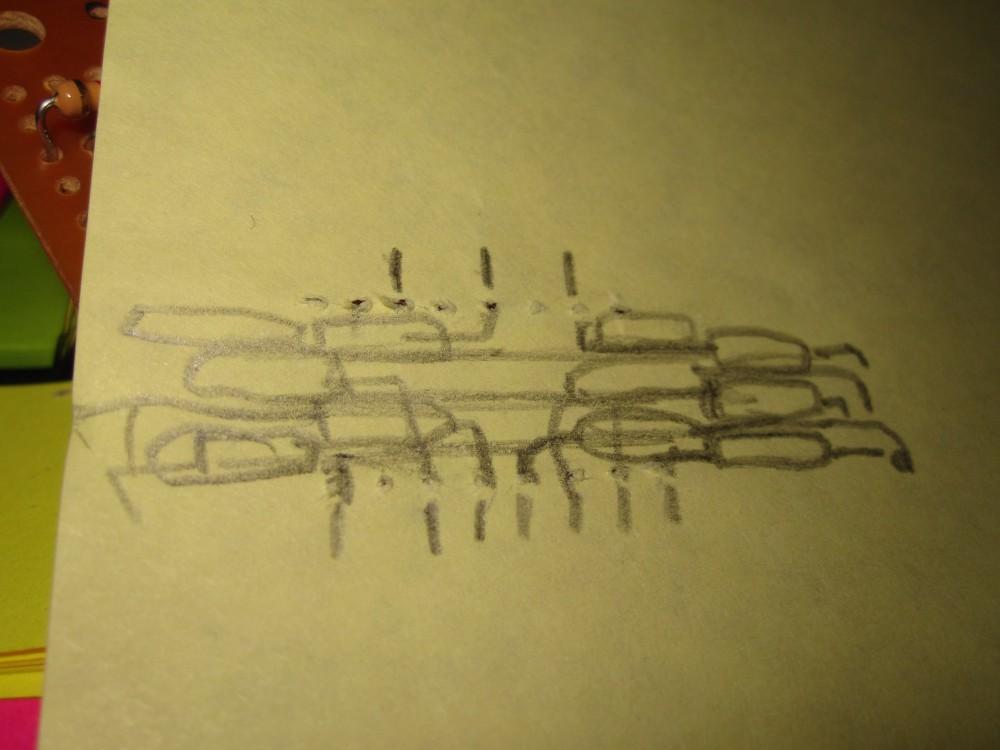 drawing for resistors