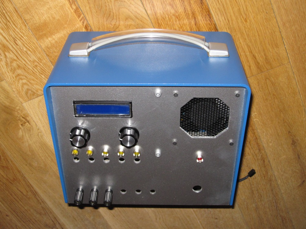 Front panel